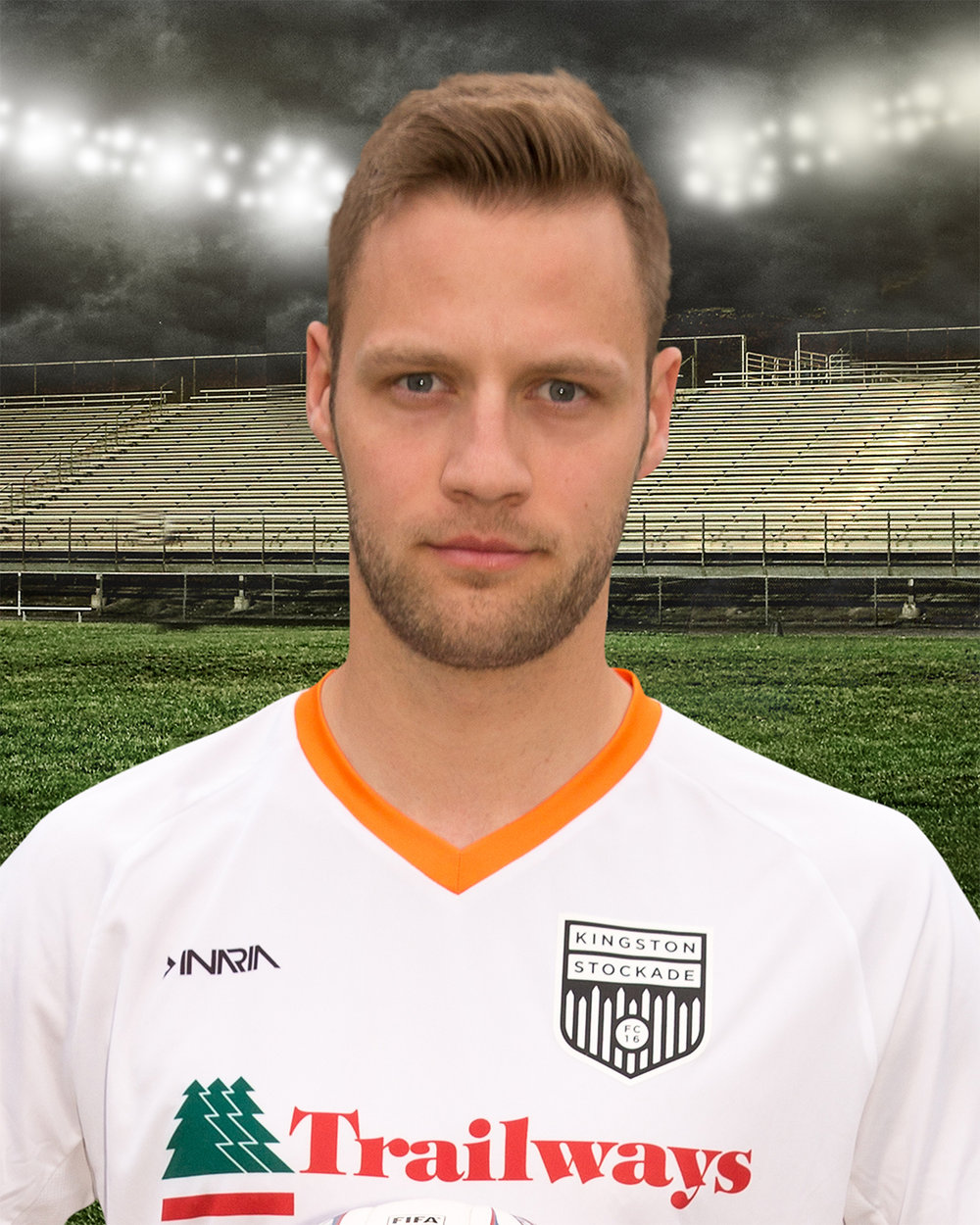 #9 Michael Creswick (F)<br>(Newcastle United Youth Academy)<br>Newcastle-upon-Tyne, England