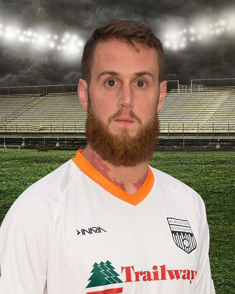 #22 Scott Zobre (M)<br>(Binghamton)<br>Poughkeepsie, NY