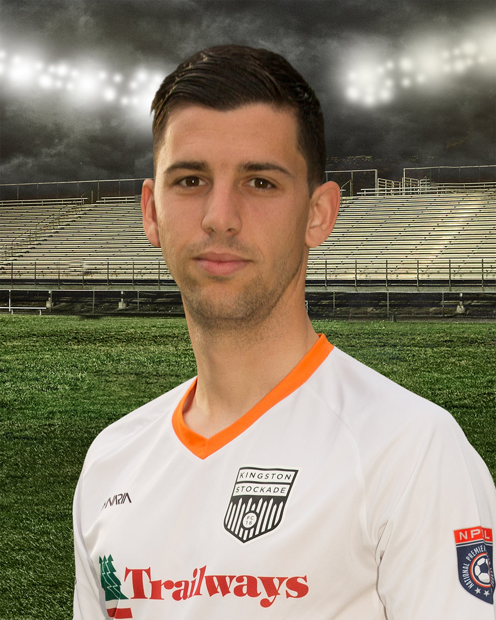 #5 Alessandro Persampieri (M)<br>(US Men's National Arena Team)<br>Tuckahoe, NY