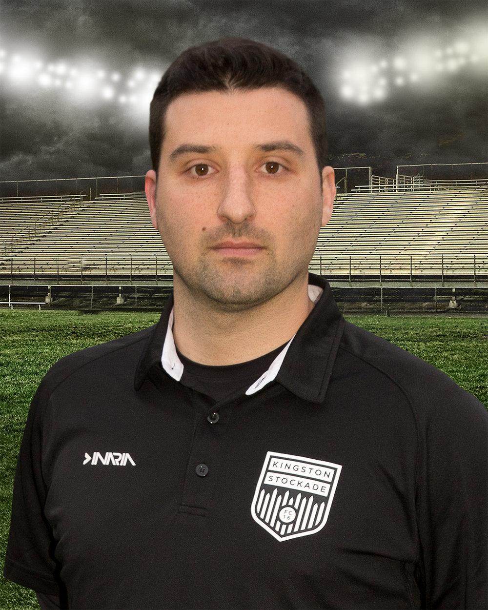 John Nunez<br>PT/Fitness Coach