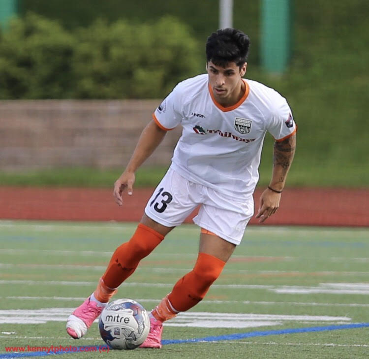 Pedro Espindola scored twice in Stockade FC's win on Saturday. (Photo by kennytphoto.com)