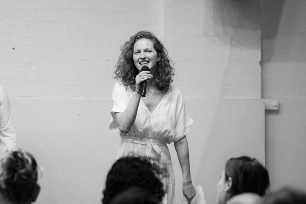 tali BRash - founder & CREATIVE DIRECTOR - After huge success sharing her own voices with audiences across Australia via her one-woman show