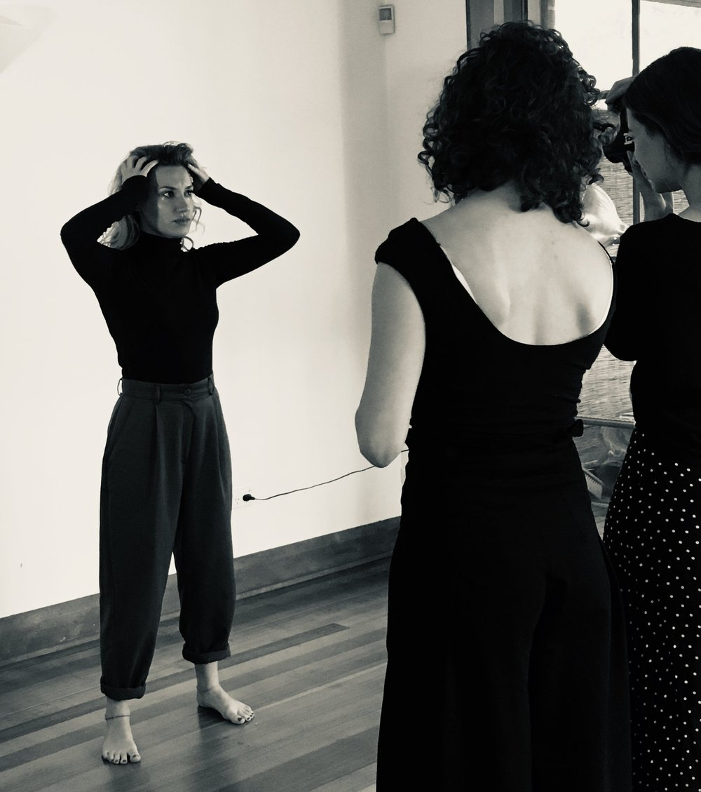 PERSONAL PHOTO SHOOT - Work with photographer Esther Buttery in a private photo shoot, and allow your vulnerability and rawness to translate into a stunning black and white portrait.