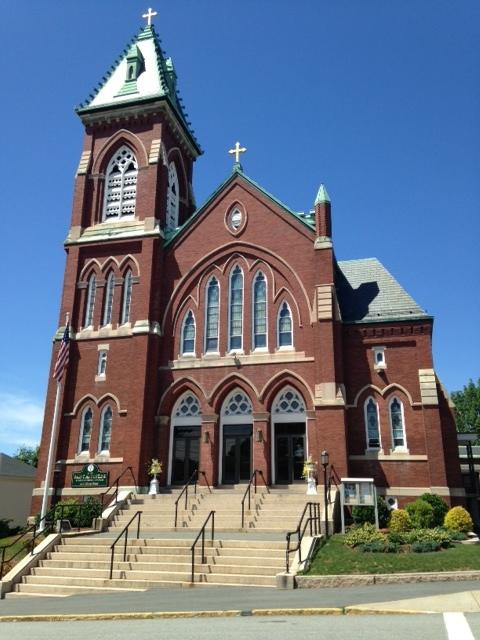 Reception At Saint Augustine Parish Center Andover Ma