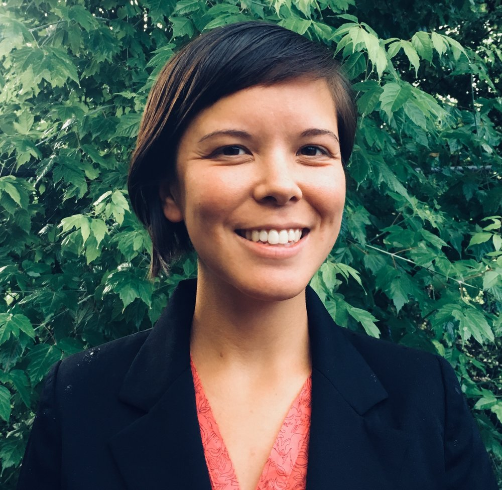 Rebecca Page,   Project Director