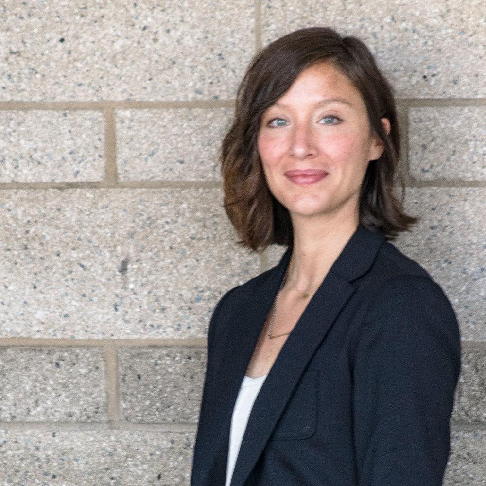 Jessie Martin,   Program Director for Community Engagement