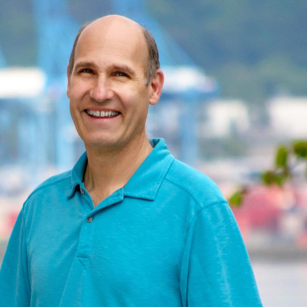 David Batker  President | Co-Founder | Senior Economist