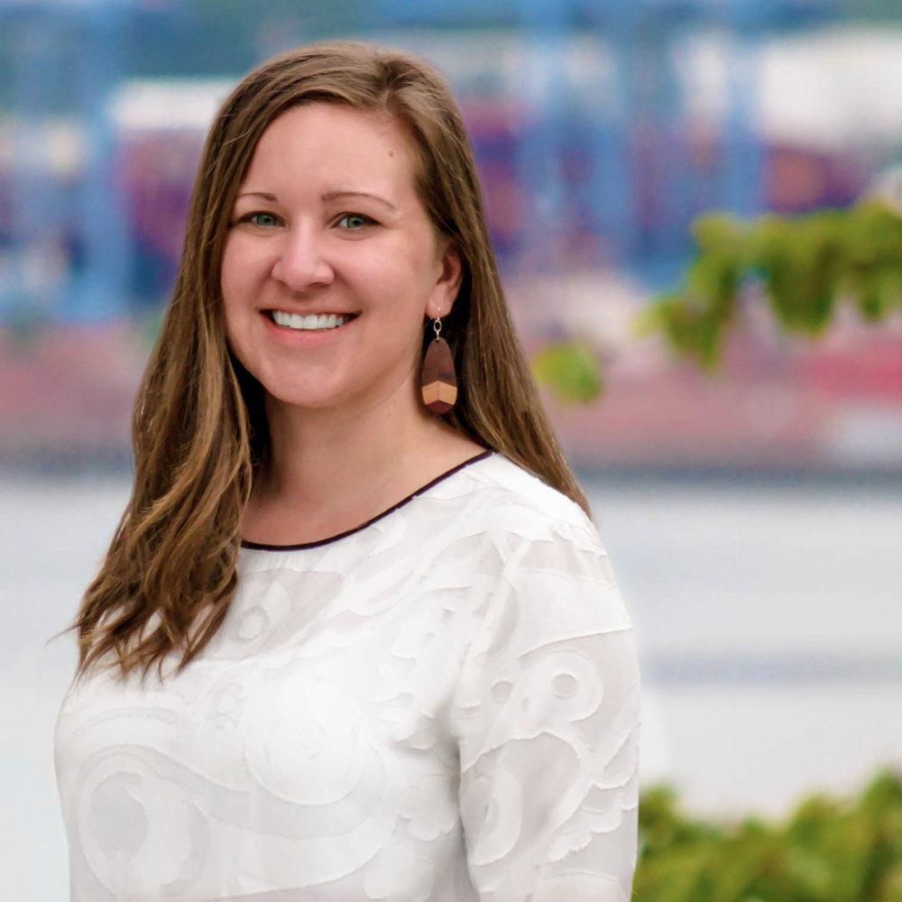 Cheri Jensen  Communications + Design Lead