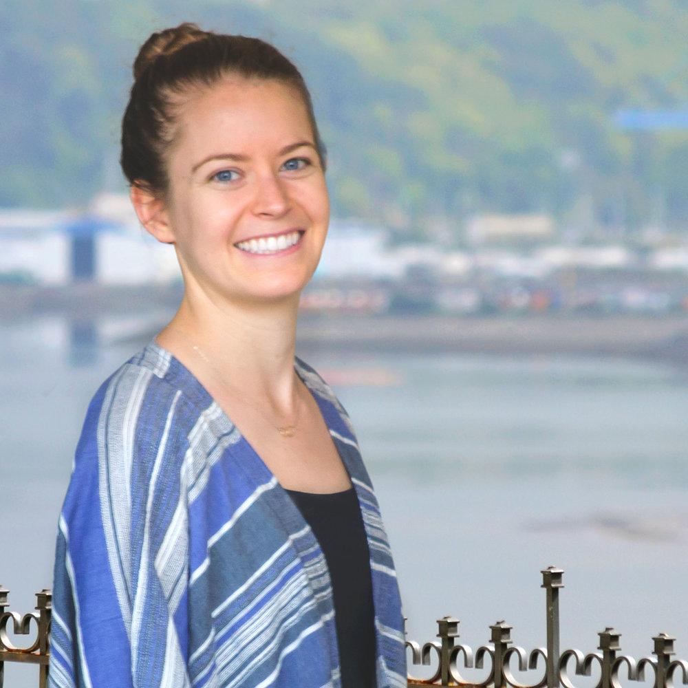 Corrine Armistead  GIS Manager