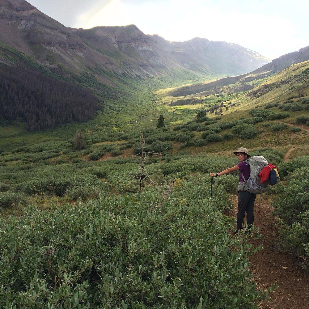 Colorado Trail San Juan Mountains | Colorado