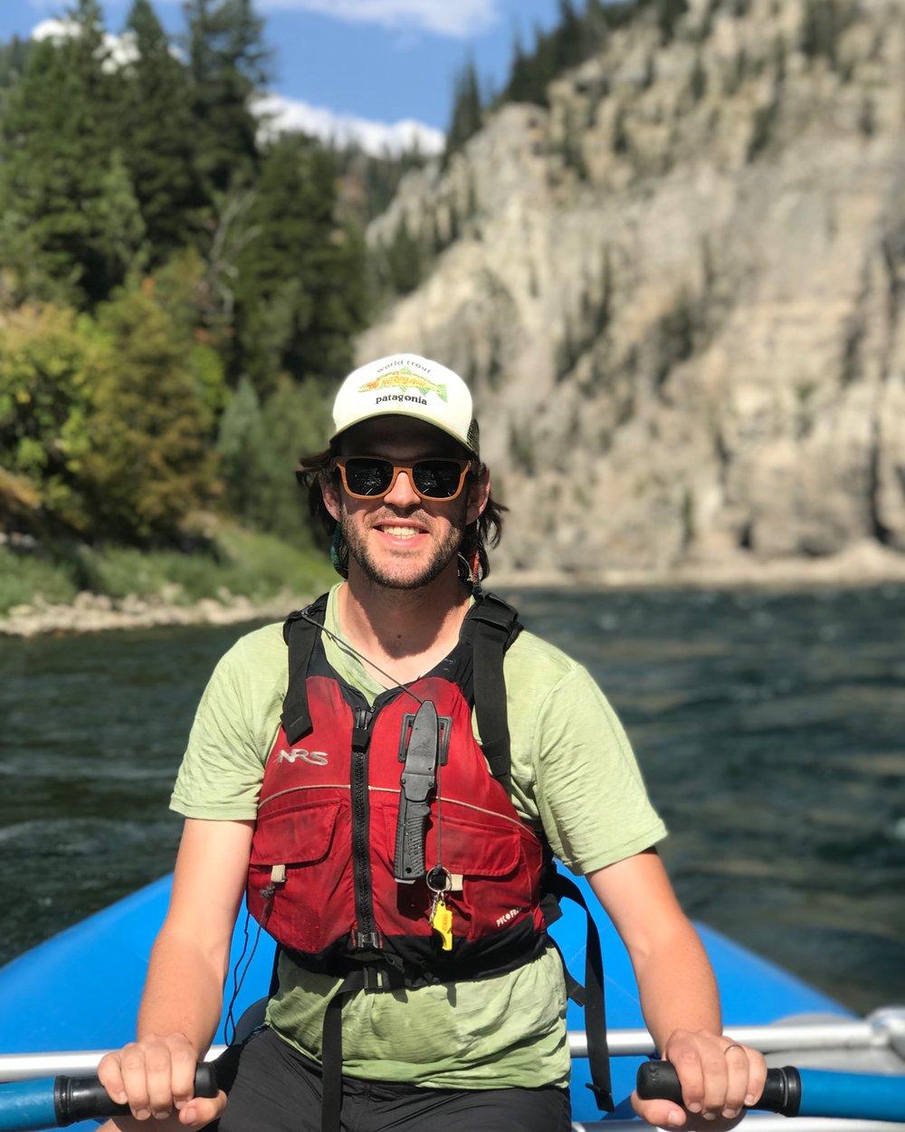 Upper Snake River, Wyoming