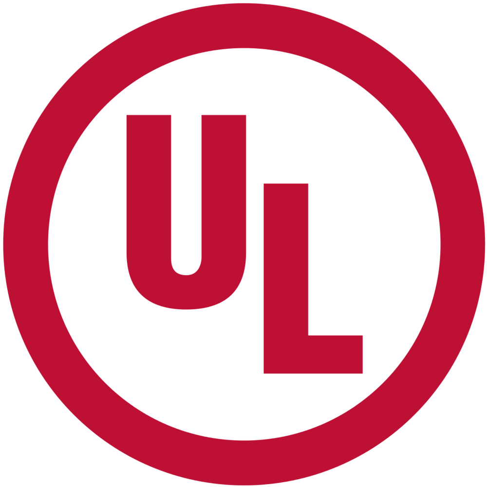 UL Approved and Listed