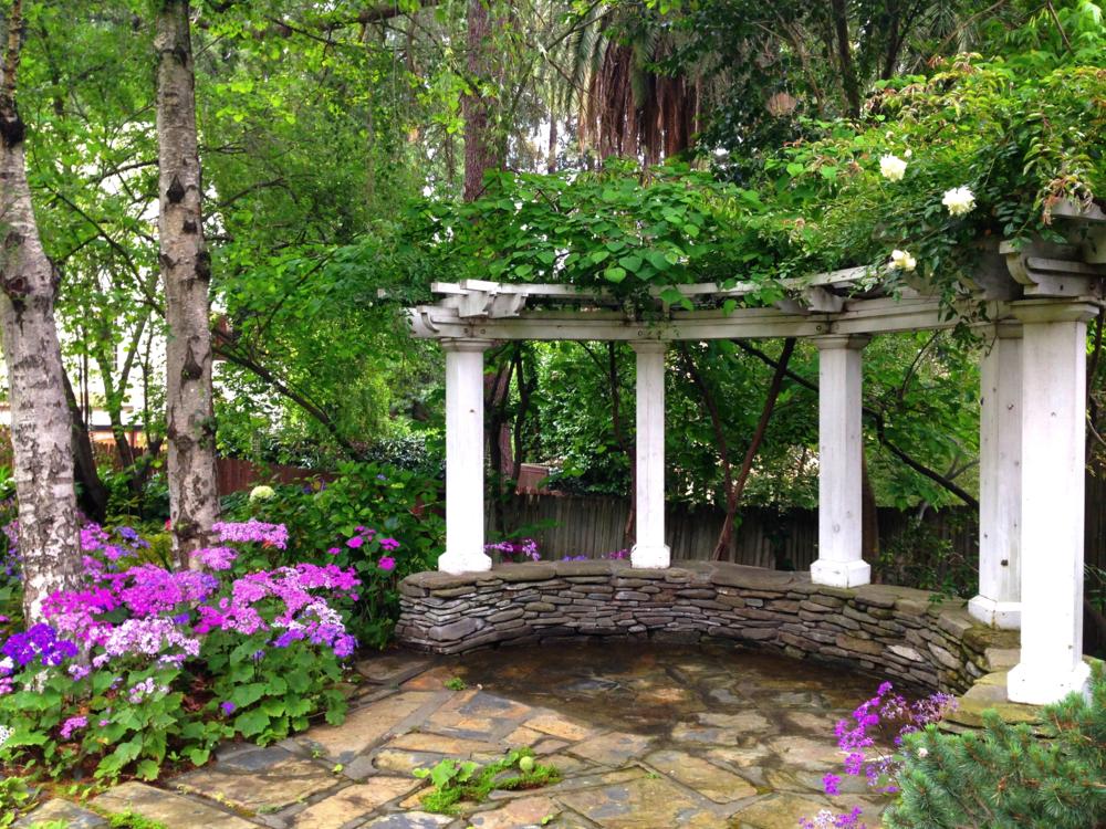 Restored Garden