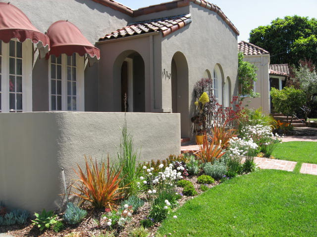 This Style Drew Inspiration From The Late 18th Century Spanish Missions In  California. Distinctive Features Include: ...