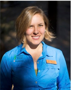 Rachel Bateson, Naturalist instructor