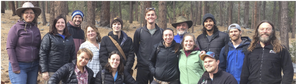 staff from Malibu and Wrightwood outdoor science schools