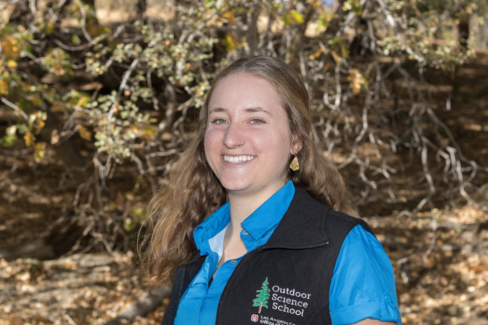Tara harmon , naturalist instructor