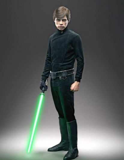 Star Wars Episode 7 Luke Skywalker | www.imgkid.com - The ...