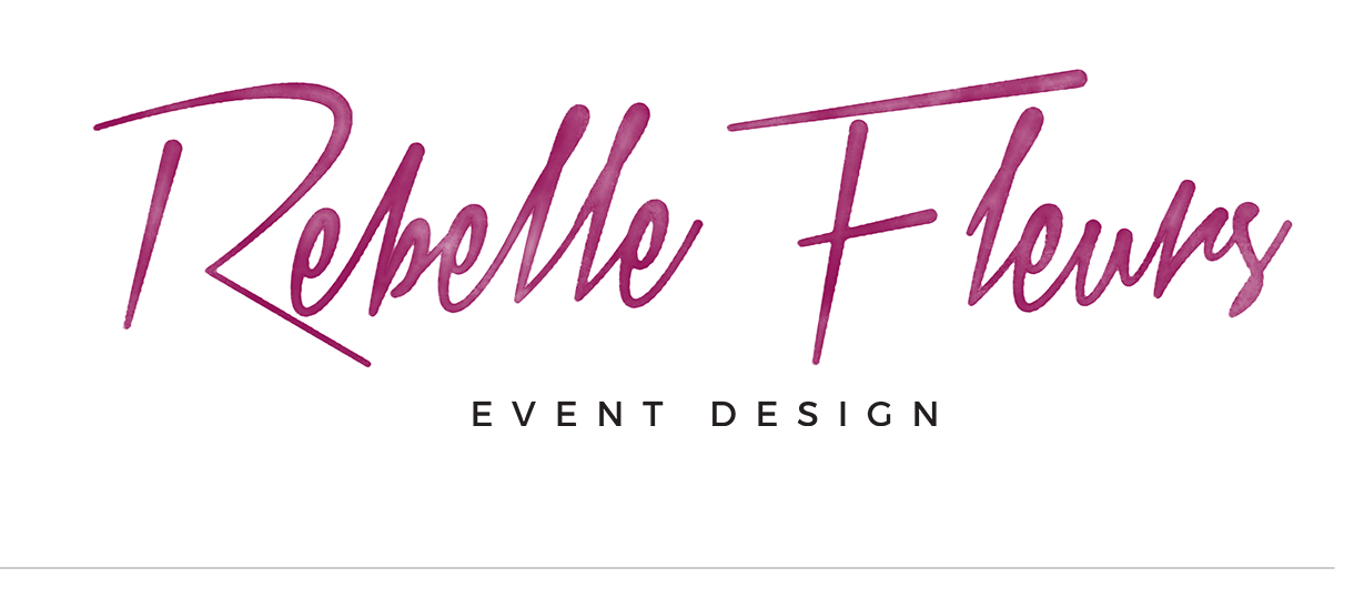 Rebelle Fleurs Event Design