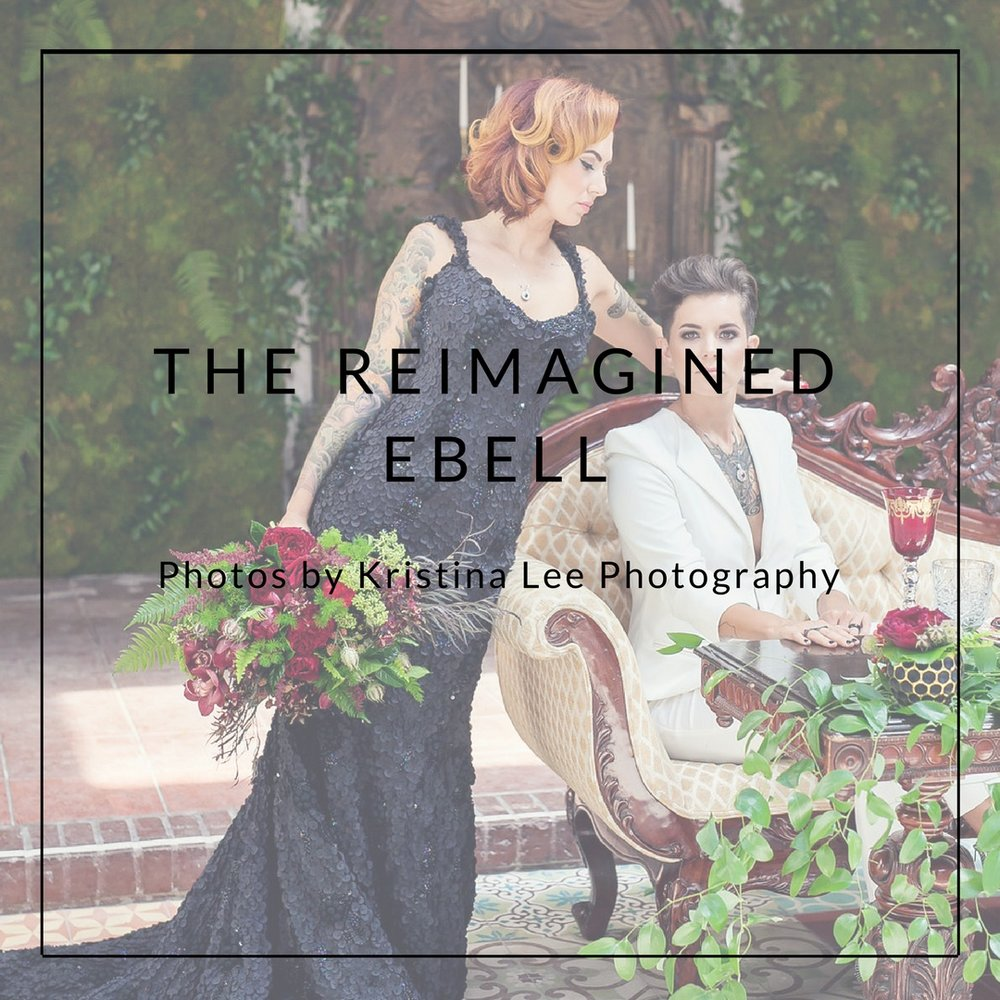 THE REIMAGINED EBELL Photos by Kristina Lee Photography