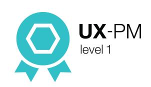 UX-PM Level 1