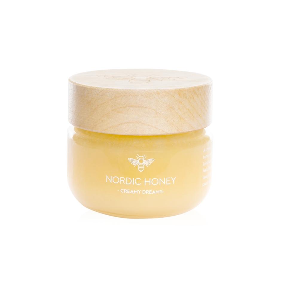 Nordic Honey_Organic Honey 75g_1. Creamy Dreamy.jpg