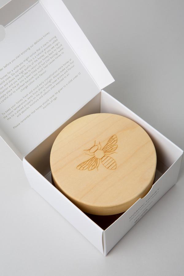 Nordic Honey_Organic Honey 250g_Open Box.jpg