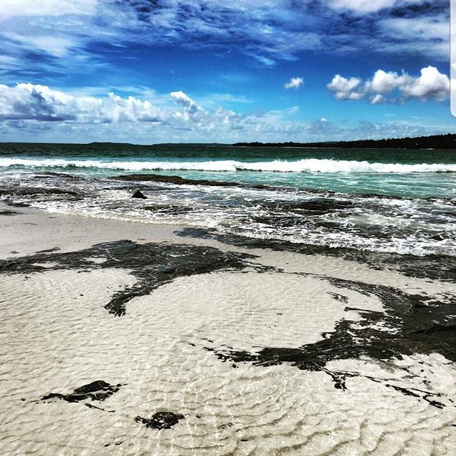 An oldie but a goodie. The beautiful Huskisson Beach in New South Wales shot by @mardspix136 with her #Snaplens Wide-Angle Polariser Pro.  #instadaily #beach #polarisersnap #pretty #blue #exploreaustralia #explorensw