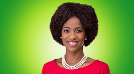 IMANI DUNCAN  Senator  Jamaican Parliament   Young Global Leader