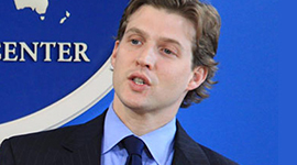 "ALEC ROSS  AUTHOR,  ""THE INDUSTRIES OF THE FUTURE""  FORMER SENIOR ADVISOR FOR INNOVATION TO  US SECRETARY OF STATE"