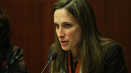 daniella ballou-aares   senior advisor for development to  us secretary of state     YOUNG GLOBAL LEADER