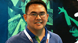 earl valencia   technology leader   BRIDGEWATER   YOUNG GLOBAL LEADER