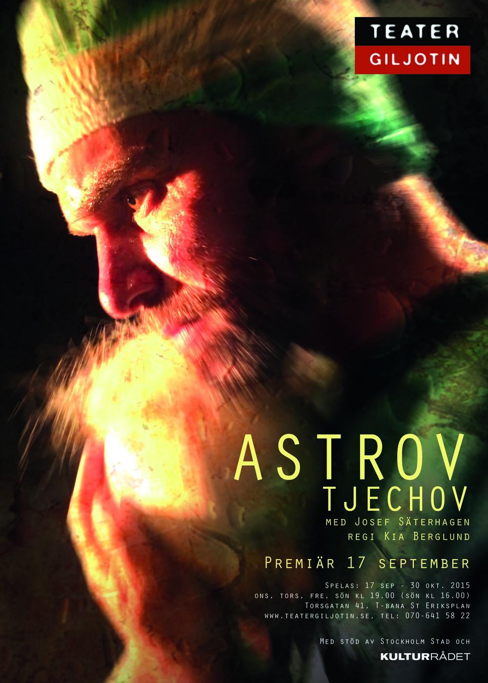 Affisch av Svoboda Tzekova
