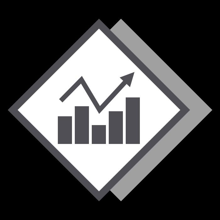 Statistikk-ikon