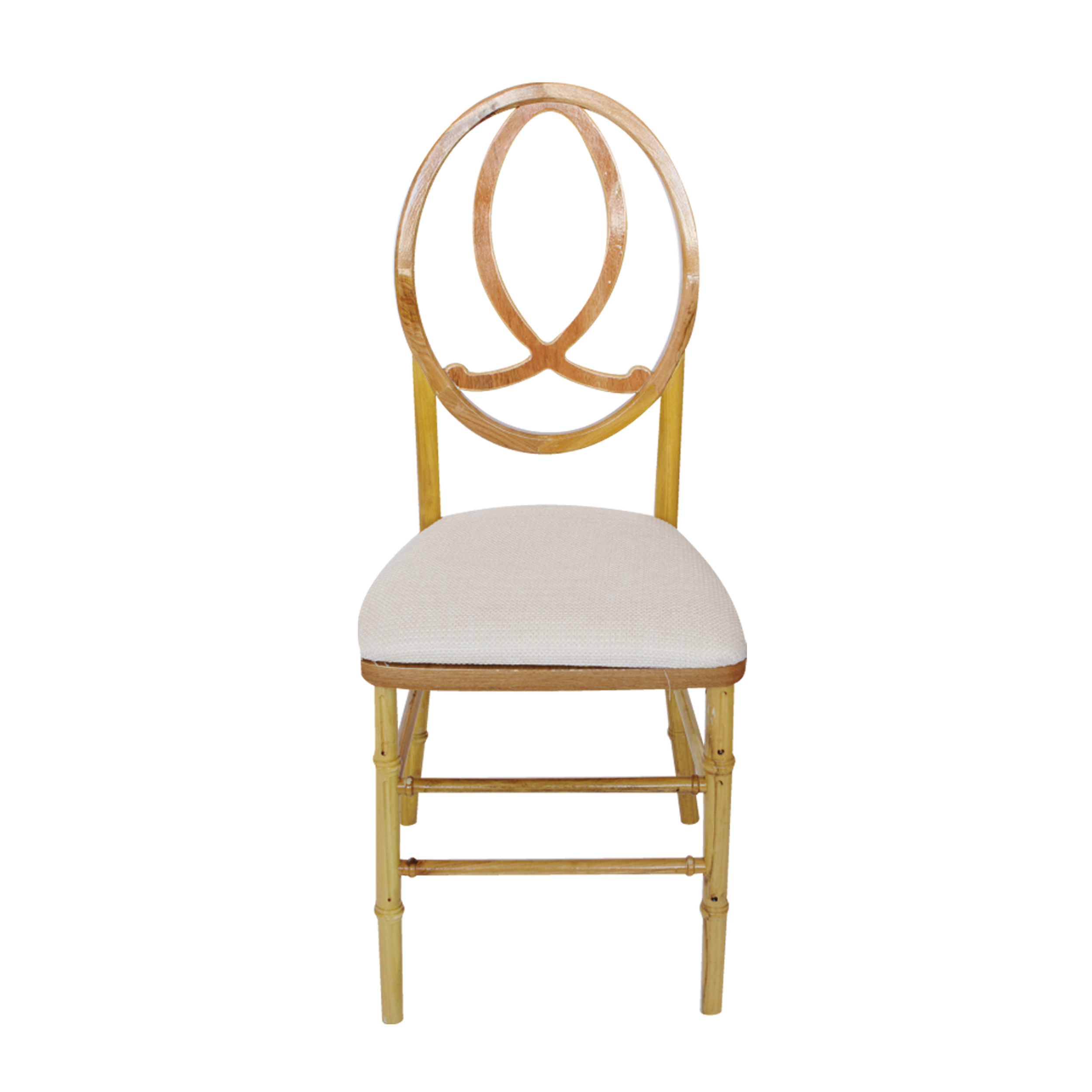 INFINITY CHAIR NATURAL — HENSLEY EVENT RESOURCES