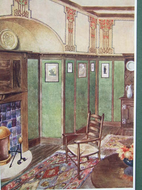 'Ghastly Good Taste' - A century of British Interior design 1880-1980 (