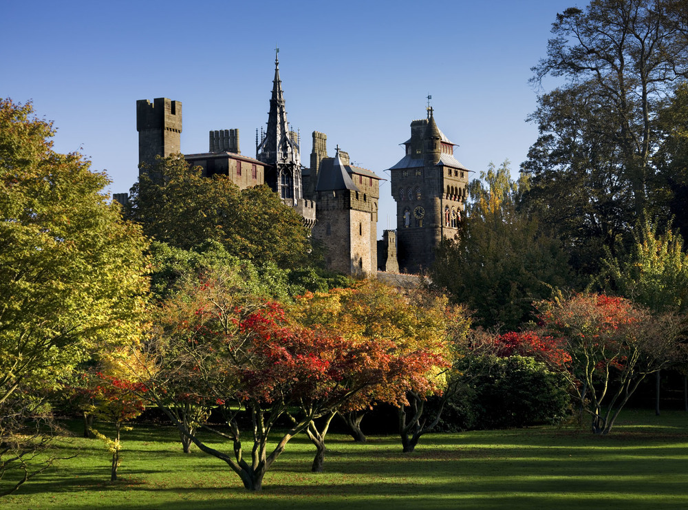 A Welsh Victorian Camelot - Cardiff Castle