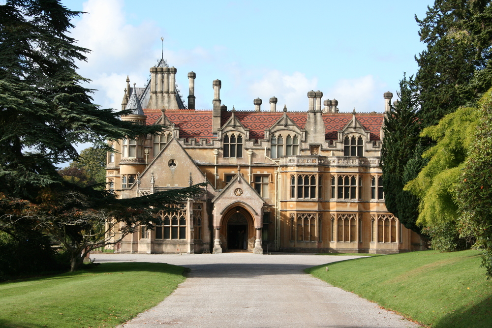 Tyntesfield - A victorian house re-discovered
