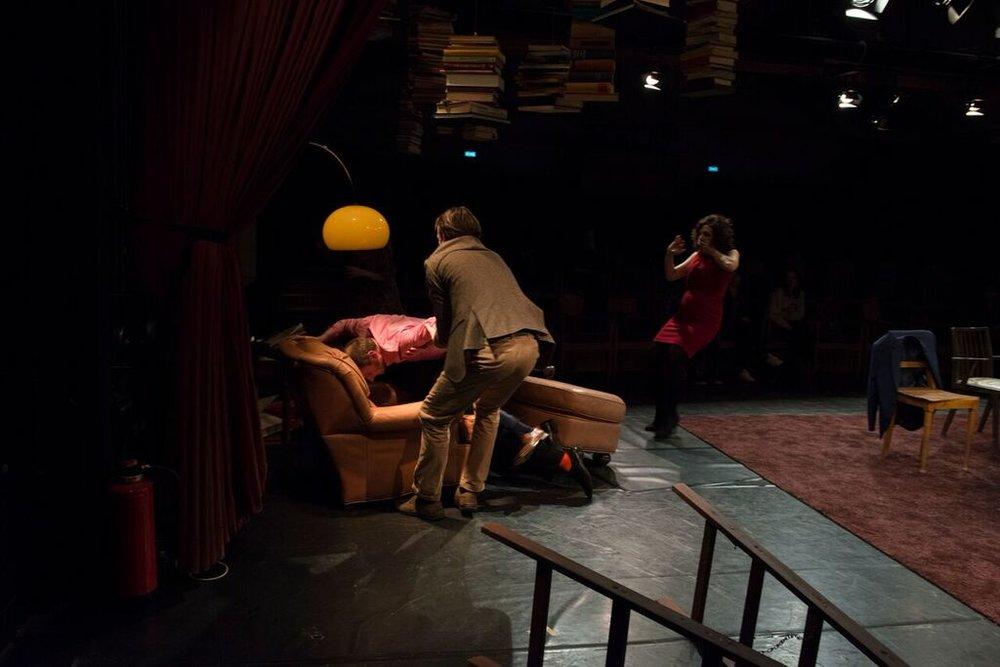 Action (Foto: Anne Hund)