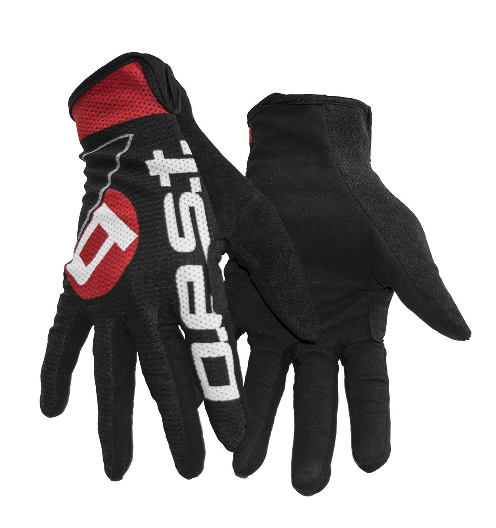 Guantes Largos All Mountain Black - BEST FOR BIKERS