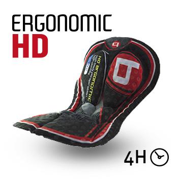 Badana HD ergonomic ciclismo nivel medio