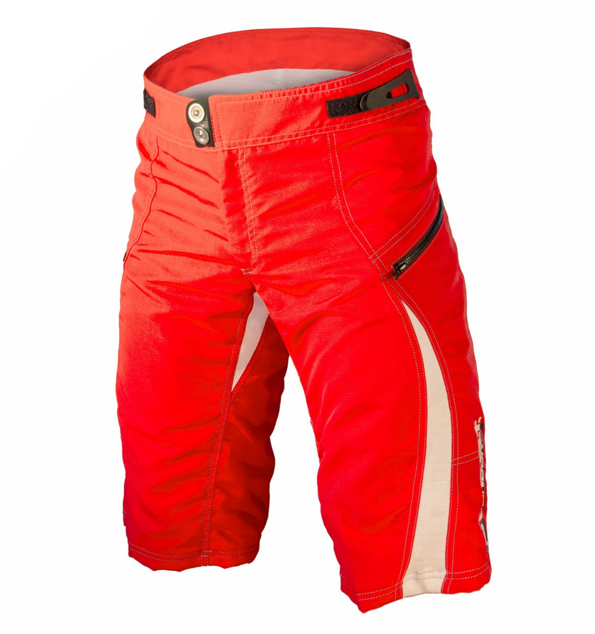 Bermudas Enduro Rojas - BEST FOR BIKERS