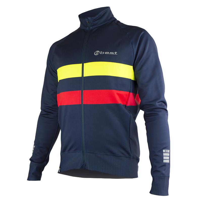 Chaqueta termica ciclismo