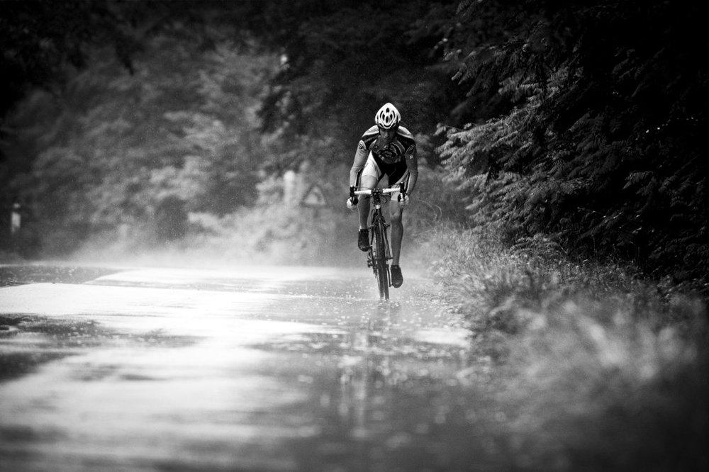 ropa de ciclismo para lluvia