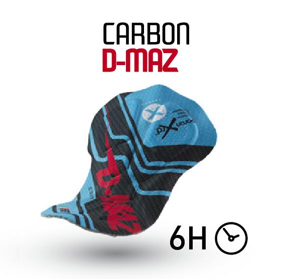 Carbon badana ciclismo