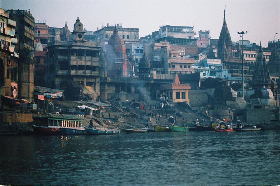 The ancient city of Benares (Kaashi) 2016 - shot by Sarabjeet Singh Dogra