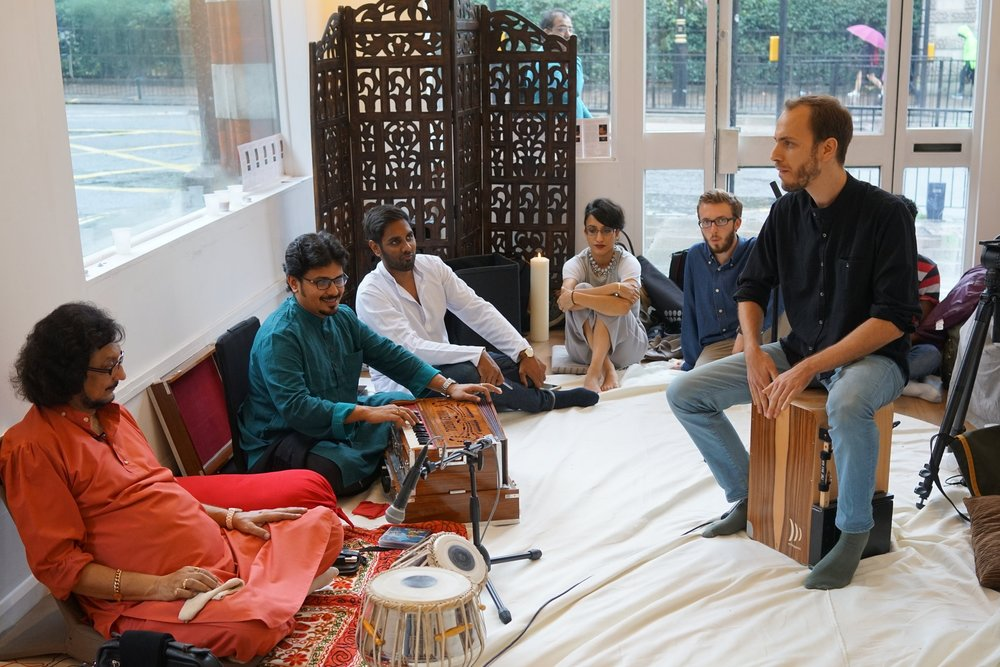 Pandit Kumar Bose ji Masterclass 2016