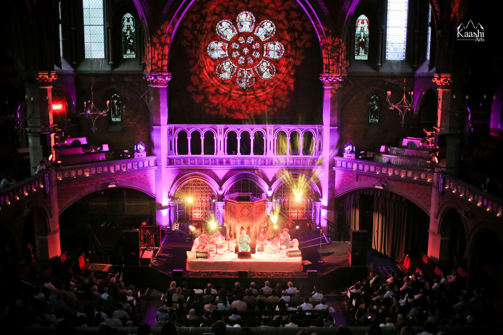 King of Bansuri - An evening with Pandit Hariprasad Chaurasia ji | Union Chapel, London | June 2017