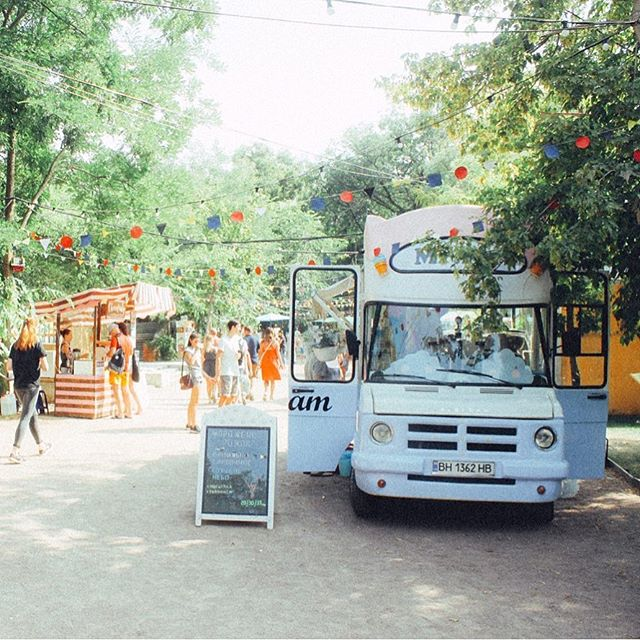#odessa #ukraine #vsco #streetfood #market