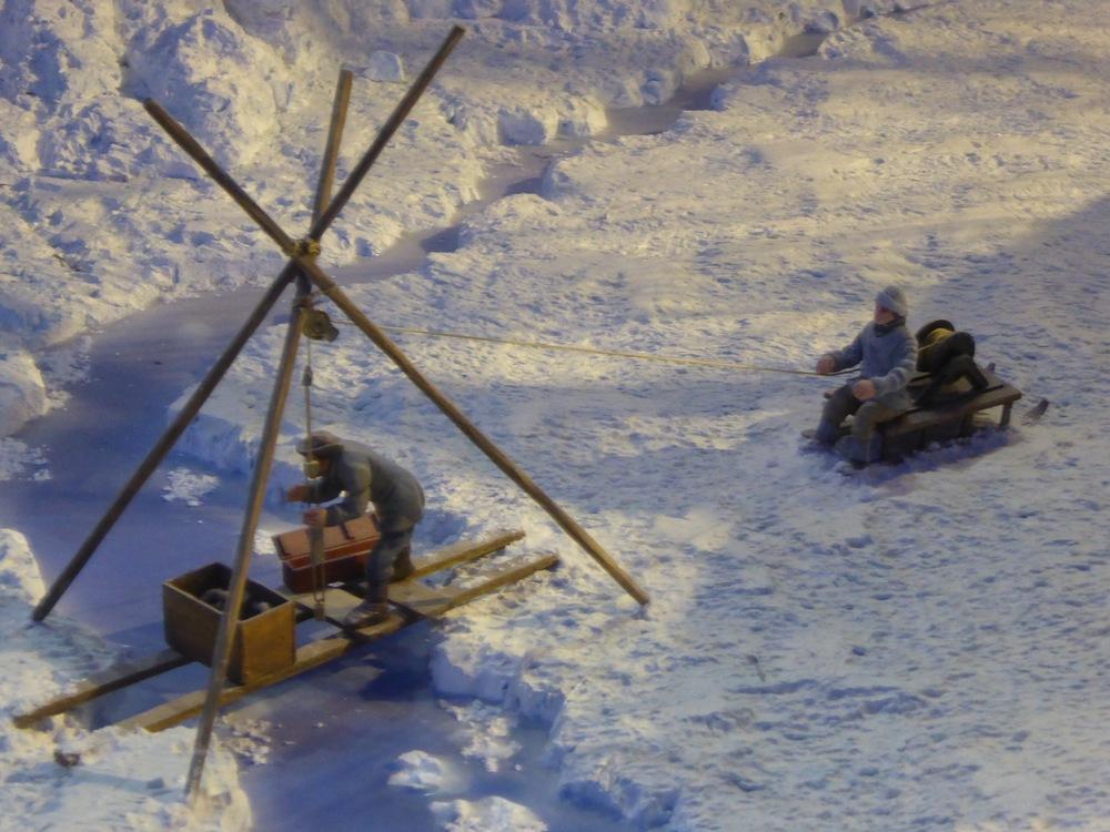 Nansen-ekspedisjonen tok et stort antall vannprøver fra polhavet